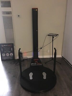 Fit3D ProScanner v4.0 3D body scan for gyms, fitness facilities, athletes NEW!!