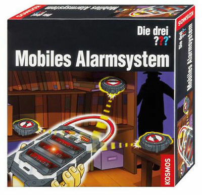Kosmos Die Drei ??? Mobile Alarm System Detective Toys from 8 Years