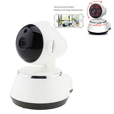 Baby Monitor Night Vision 1080P Video Home Security Wi-Fi IP Camera