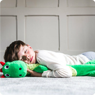 Potwells Dinosaur Long Hot Water Bottle | Fun, Funky Hot Water Bottle | Dino