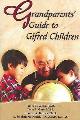 Grandparents' Guide to Gifted Children by James T. Webb (English) Paperback Book
