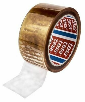 Tesa 4089 Transparent Single Sided Packaging Tape 66m x 50mm