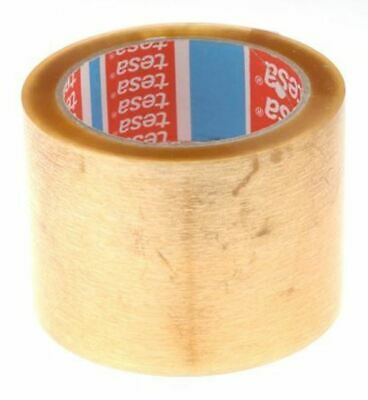 Tesa 4089 Transparent Single Sided Packaging Tape 66m x 75mm