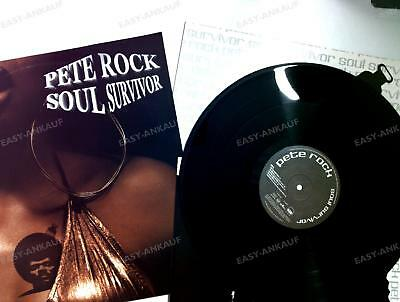 Pete Rock - Soul Survivor Europe 2LP 1998 + Innerbag /3