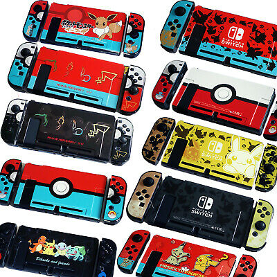 for Nintendo Switch Case Cover Hard Thin Dockable Shell Console Joycon