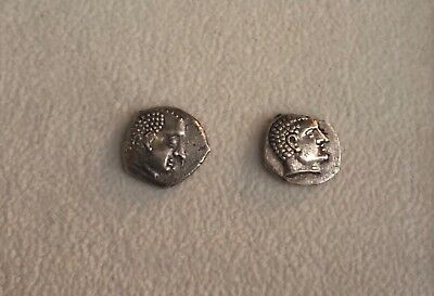ARABIA , Southern. Qataban. Late 2nd–1st centuries BC. ( Lot of two coins ! )