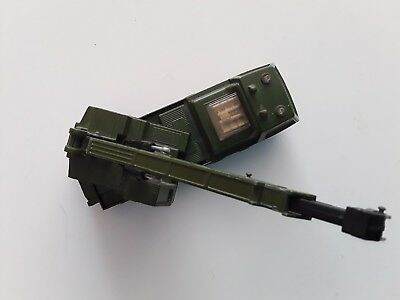 MATCHBOX BattleKings 1974 Nr. 113 Hercules Crane