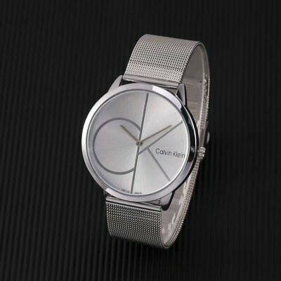Fashion Business men women Luxury Quartz Stainless Steel Wristwatch new gift hot