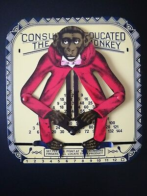 Blechspielzeug Consul the educated monkey