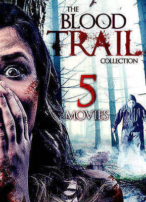 The Blood Trail Collection: 5 Movies (DVD, 2015)