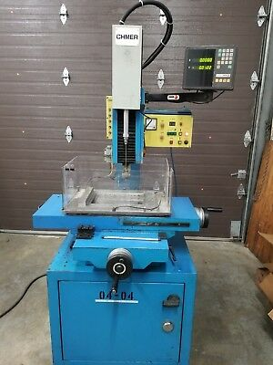 1995 Chmer CM-H30A Drill EDM Hole Popper Machine