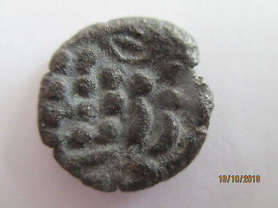 Ancient British Celtic Billon Stater Coin Durotriges Tribe 50 Bc -50 Ad