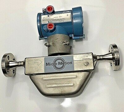 Micromotion 600# 1700 with Mass Flow Sensor R025