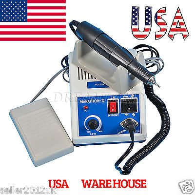 Electric Dental Marathon Machine Micromotor N3 & 35k rpm Polishing handpiece Cut