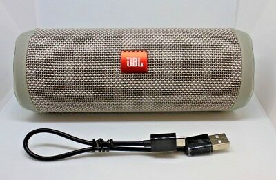 JBL FLIP 4 Waterproof Portable Bluetooth Speaker Gray