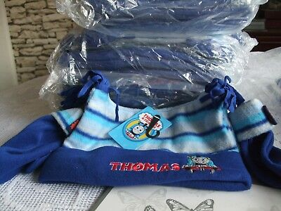 Wholesale Thomas the tank engine hat and mittens sets X 38 BNIP