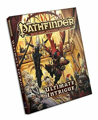Pathfinder Roleplaying Game: Ultimate Intrigue by Bulmahn, Jason