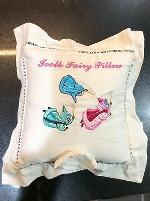 Disney Tooth Fairy Pillow
