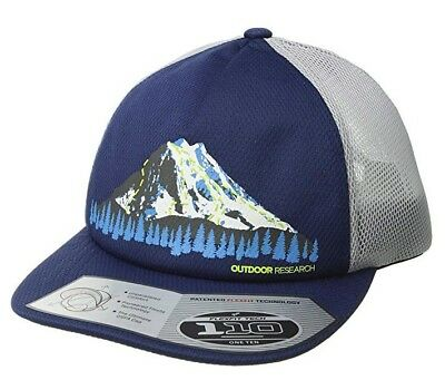 0c889c7a OUTDOOR RESEARCH TRAIL Run Performance Trucker Hat Alloy - $33.00 ...