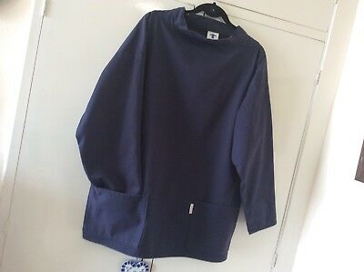 """Genuine Mens Size L Fishermans Smock From """"The Smock Company""""Penzance Cornwall"""