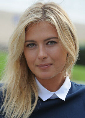 photo 10*15cm 4*6 inch MARIA SHARAPOVA