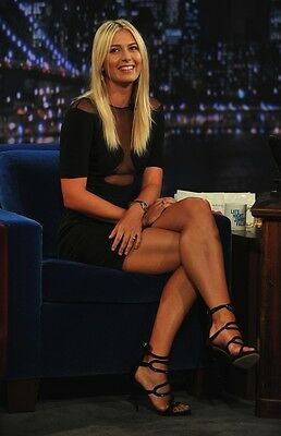 photo 10*15cm 4x6 INCH  MARIA SHARAPOVA