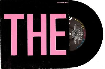 """Runners - Sure Fire Thing / Pleasure Zone - 7"""" 45 Vinyl Record Pic Slv 1982"""