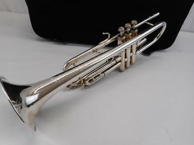 Cannonball Stone Series 725S Trumpet Nice Condition