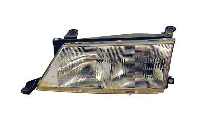 Depo 312-1160L-ASN1 Toyota Corolla Driver Side Replacement Headlight Assembly