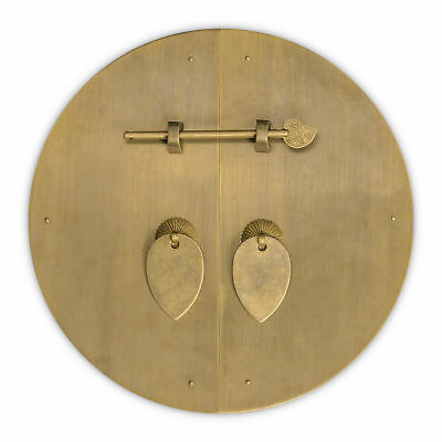 """CBH Chinese Brass Hardware Cabinet Face Plate 11"""""""