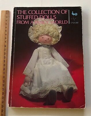 Collection of Stuffed Dolls by Kyoko Yoneyama ONDORI  Patterns Instructions