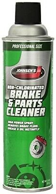 4 cans Johnsen's 2413 Non-Chlorinated Brake Parts Cleaner - 14 oz.