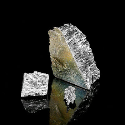 1000g Bismuth Metal Ingot 99.99% Pure Crystal Geodes for Making Fishing Lures