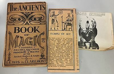 OCCULT BOOKS COLLECTION * 50+ RARE ANCIENT BOOKS (1800's
