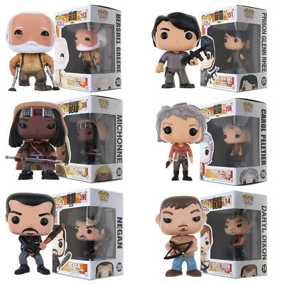 Action figure Funko POP The Walking Dead Vinyl Figures New Collectible Gift toy