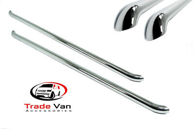 Mercedes Vito Viano Side Bars Sportline Stainless Steel Compact/Lwb Models 2004>