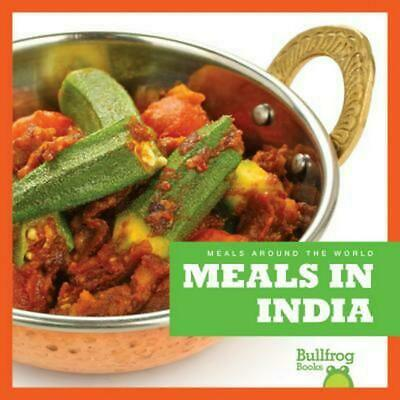 Meals in India by R.J. Bailey (English) Hardcover Book Free Shipping!