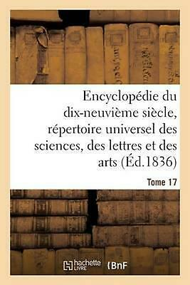Encyclop by SAINTPRIEST-A (French) Paperback Book Free Shipping!