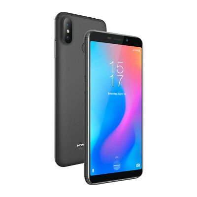HOMTOM C2 55 4G Mobile 13MP Android 81 Quad Core 2GB 16GB Dual SIM Smartphone