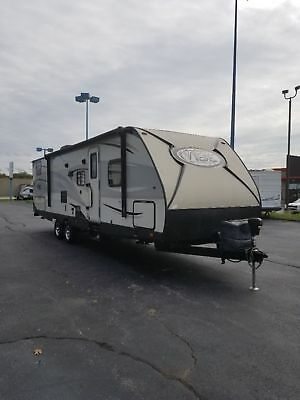 2016 VIBE by Forest River 315BHK Bunks Travel Trailer.