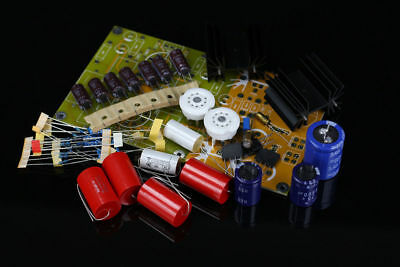 PRT-06A 12AX7 +12AT7 Tube preamplifier board kit base on MATISSE preamp