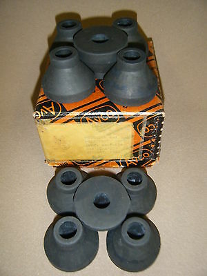 NOS Box 10 Lycoming 0435,GO435 Engine Mount Rubber Bushings,PN 60023 - Stinson