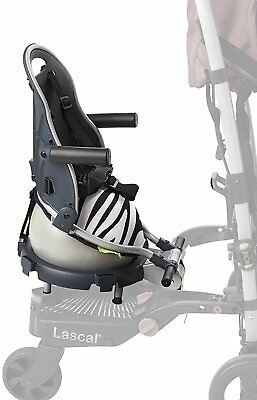 Buggypod Perle Clip On Board & Booster Sitz #658