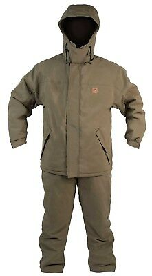 Avid Carp Arctic Thermal Suit 2 tlg. absolut wasserdichter Thermoanzug