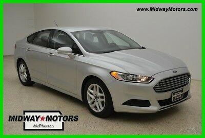 2015 Ford Fusion SE 2015 SE Used Certified 2.5L I4 16V Automatic FWD Sedan