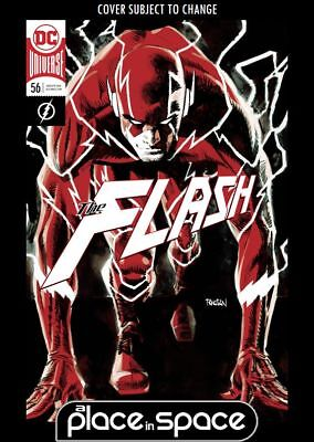 Flash, Vol. 5 #56A (Foil Cover) (Wk41)