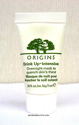 Origins Drink Up Intensive Overnight Mask  - 1 x 7ml Size