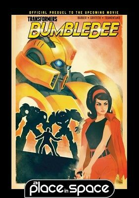 Transformers Bumblebee Movie Prequel From Cybertron Love - Softcover