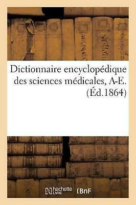 Dictionnaire encyclop by SANS AUTEUR (French) Paperback Book Free Shipping!