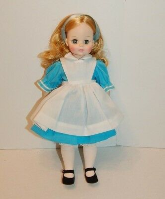 "Vintage 14"" 1970's Madame Alexander Alice in Wonderland doll"
